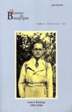 Alain Guerreau et Didier Méhu - Annales de Bourgogne - Tome 83-1/3, André Déléage (1903-1944) Acte du colloque de Cluny, 3-5 septembre 2003.