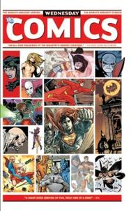 Alain Guerrini - Wednesday Comics.