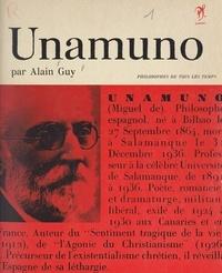 Alain Guy et André Robinet - Unamuno.