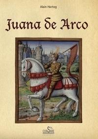 Alain Hartog - Juana de Arco.