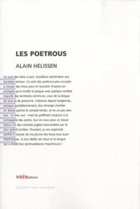 Alain Helissen - Les poétrous.