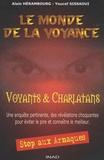 Alain Hérambourg et Youcef Sissaoui - Le monde de la voyance - Voyants et charlatans.