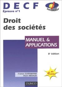Alain Héraud et France Guiramand - .