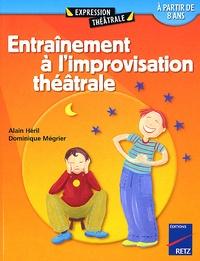 Deedr.fr Entraînement à l'improvision théâtrale Image