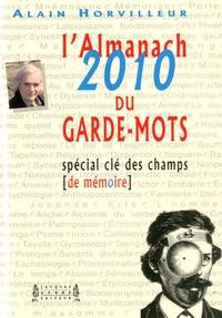 Deedr.fr L'Almanach du Garde-Mots 2010 - Spécial clé des champs (de mémoire) Image