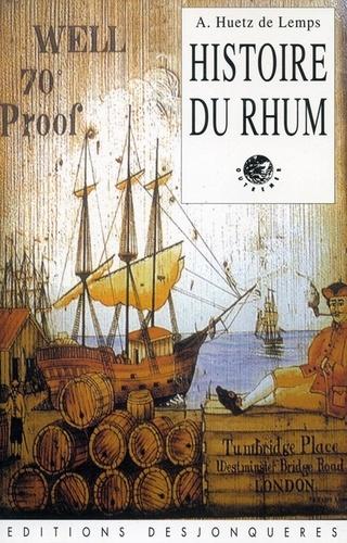 Histoire du rhum - Format ePub - 9782843214967 - 15,99 €