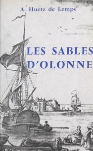 Alain Huetz de Lemps - Les Sables d'Olonne.