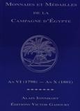 Alain Ionnikoff - Monnaies et médailles de la campagne d'Egypte, An VI (1798) - An X (1801).