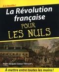 Alain-Jacques Czouz-Tornare - La Révolution française pour les nuls.