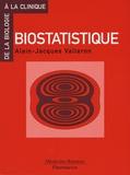 Alain-Jacques Valleron - Biostatistique.