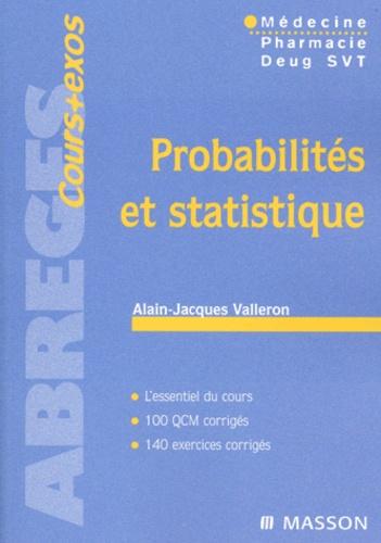 Alain-Jacques Valleron - .