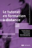 Alain Jaillet - Le tutorat en formation à distance.