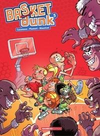 Alain Jansen et Christophe Cazenove - Basket Dunk - Tome 5 - Nouvelle Edition.