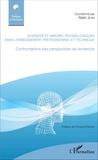 Alain Jean - Sciences et savoirs technologiques dans l'enseignement professionnel et technique - Confrontations des perspectives de recherche.