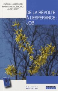 De la révolte à lespérance : Job - Conférences de Carême 2013.pdf