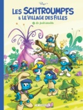Alain Jost et Luc Parthoens - Les Schtroumpfs & le village des filles Tome 1 : La forêt interdite.