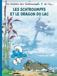 Alain Jost et Thierry Culliford - Les Schtroumpfs Tome 36 : Les Schtroumpfs et le dragon du lac.