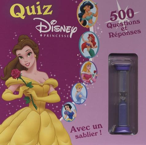 Quiz Disney Princesse - 500 Questions et Réponses de Alain ...