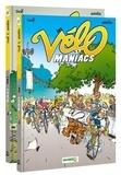 Alain Julié et Jean-Luc Garréra - Les Vélomaniacs  : Pack en deux volumes : Tome 1 ; Tome 6 - Dont Tome 6 offert.