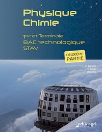 Physique Chimie 1re et Tle Bac technologique STAV - Deuxième partie.pdf