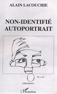 Alain Lacouchie - Non-identifie autoportrait.