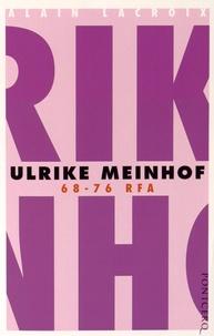 Alain Lacroix - Ulrike Meinhof - 68-76 RFA.