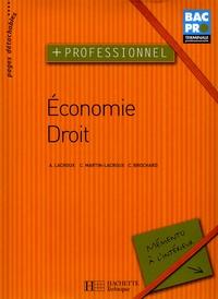 Histoiresdenlire.be Economie-Droit Tle Bac Pro Image