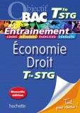 Alain Lacroux et Christelle Martin - Economie Droit Tle STG.