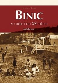 Alain Lamour - Binic.