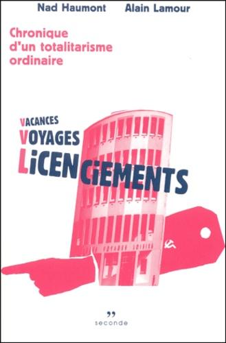 Alain Lamour et Nad Haumont - .