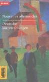 Alain Lance et Reiner Muller - Nouvelles allemandes : Deutsche Kurzerzählungen.