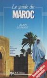Alain Le Panot - Le guide du Maroc.