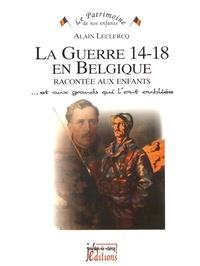 La guerre 14-18 en Belgique racontée aux enfants... et aux grands qui lont oubliée.pdf