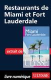 Alain Legault - Miami Fort Lauderdale - Restaurants de Miami et Fort Lauderdale.