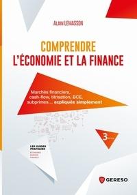 Alain Lemasson - Comprendre l'économie et la finance.