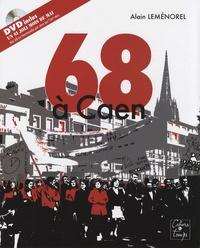Alain Leménorel - 68 à Caen. 1 DVD