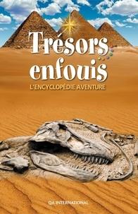 Alain Lemire - Trésors enfouis - L'encyclopédie aventure.