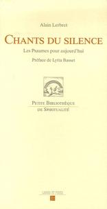 Alain Lerbret - Chants du silence.