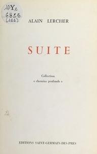Alain Lercher - Suite.
