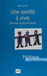 Alain Leroux - .