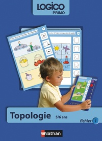 Alain Leroy et Laurent Schmitt - Logico - Topologie GS.