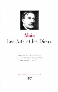 Alain - Les Arts et les dieux.