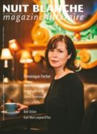 Alain Lessard et Suzanne Leclerc - Nuit blanche, magazine littéra  : Nuit blanche, magazine littéraire. No. 153, Hiver 2019.