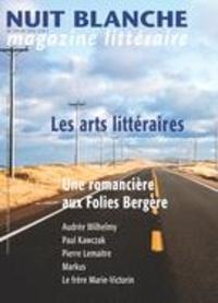 Alain Lessard et René Audet - Nuit blanche, magazine littéra  : Nuit blanche, magazine littéraire. No. 159, Été 2020.