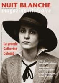 Alain Lessard et François Ouellet - Nuit blanche, magazine littéra  : Nuit blanche, magazine littéraire. No. 160, Automne 2020.