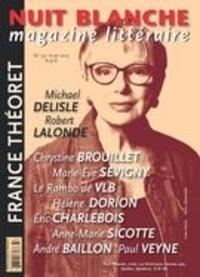 Alain Lessard et Suzanne Leclerc - Nuit blanche, magazine littéraire. No. 137, Hiver 2015.