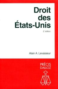 Histoiresdenlire.be DROIT DES ETATS-UNIS. 2ème édition 1994 Image