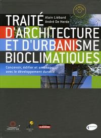 Deedr.fr Traité d'architecture et d'urbanisme bioclimatiques - Concevoir, édifier et aménager avec le développement durable Image