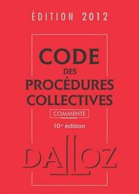Code des procédures collectives 2012 commenté.pdf