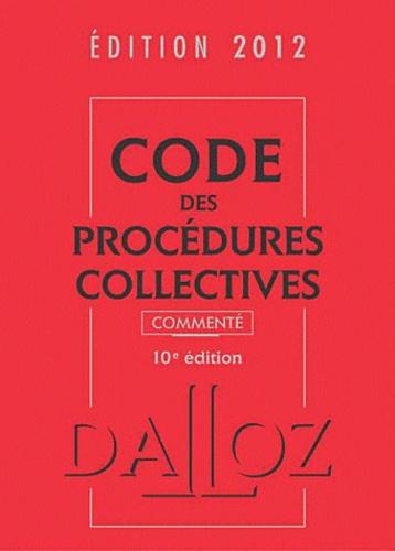 Alain Lienhard - Code des procédures collectives 2012 commenté. 1 Cédérom